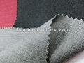 50% 50% de lino hilado de lana teñida de espina de pescado de moda tela topper
