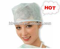 consumable non woven doctor cap (ISO13485,CE,FDA approved)
