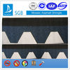 SGB hexagonal asphalt shingle blue color