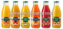 2013 PVC/PET/Art paper/shrink juice bottle labels
