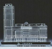 prosperous crystal model,crystal building,crystal block