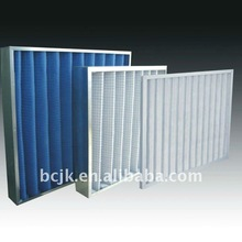 Aluminum Frame Panel Filter G4 air fresher