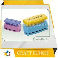 custom paper punch logo