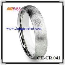 Comfort Fit e de noivado de alta qualidade cobalt anel anel da forma barata