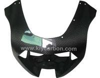 Carbon front fairing motorcycle part for Aprilia RSV Tuono
