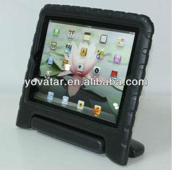 New EVA Foam for Custom iPad Case/for Custom iPad Carrying Case/for Custom Logo iPad Case black