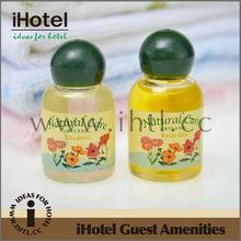 Natural Care Hotel Shampoo Bottle