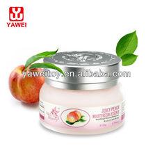 Juicy Peach Beautifying & Whitening Face Pearl Cream
