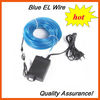 High-qualified EL Wire with 10 available colors, EL Flash Wire,Flash up EL Wire