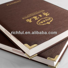 Art book cheap hardcover high quality book offset printing