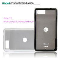 design protect case for motorola mb810