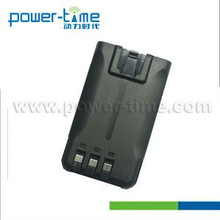 Walkie Talkie belt clip KNB-63L at higher capacity 1800mah( PTK-63L)