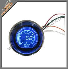 """New type 52mm digital water temp gauge/2"""" digital water temp gauge"""