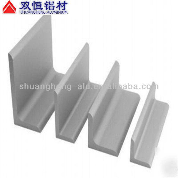 Aluminum Angle Iron Sizes