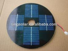 (Solar collector)Epoxy resin glue solar panels monocrystalline and polycrystalline(70*70mm)