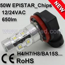 Hot Promotion LED fog Light Car Blub 50W