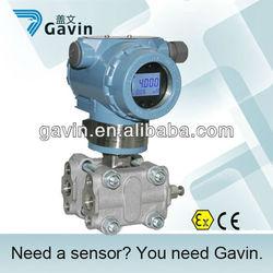 Industrial Metal Capacitive Differential Pressure Transmitters