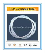 Teflon FEP Corrugated Tubing
