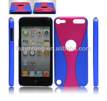 For ipod touch 5 combo case ,best silicon mobile case for ipod touch 5
