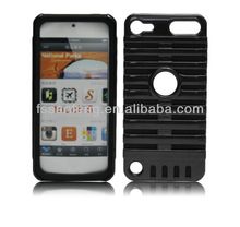2013 newest pc cellphone case for ipod touch 5,microphone phone shell for touch 5 with colorful choose