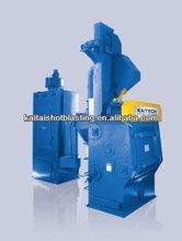 Q326 Crawler Type Shot Blasting Equipment & sand peening machine