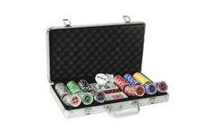300pcs Poker Chip Set in Aluminum Case (ZYD-HZ825)