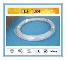 Transparent Flexible FEP Hose FEP Hose Plastic Tube