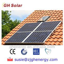 Pirce per watt solar panle $0.48 for home use