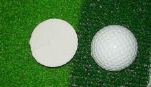 durable high quality one piece practice golf ball