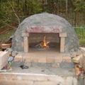 matériaux de fonderie de poêle à bois briques réfractaires