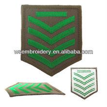 Velcro Rank Insignia, Chevron, Military Patch
