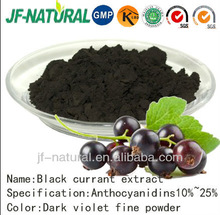 black currant powder extract solvent