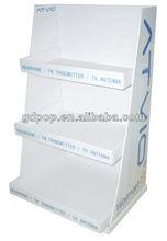 A-FD257 Customized corrugated Cardboard basketball display stand
