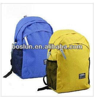 latest design 600D Promotional School Bags