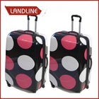 600D Polyester Eva Luggage Trolley Bag