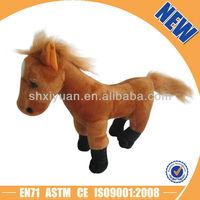 Promotional plush horse