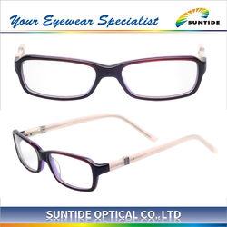 Fashion Prescription Acetate Optical Frame Wholesale B43538