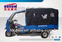 250cc semi-cabin passenger&cargo trikes