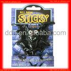 plastic sticky Bat toy/Soft bat for Halloween gift