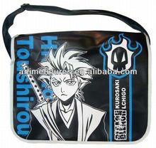 Hot Sell Bleach Kurosaki Ichigo Anime Bag, Single Shoulder School Bags