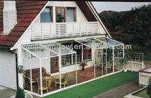 glass sunroom holiday house garden room for sale