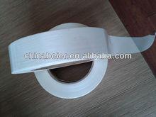 milk white PET fillm material cloth fiber glass tape(manufacturer)strip/supplier