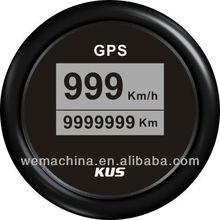 KUS 52mm digital speedometer, GPS speedometer KY08308