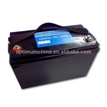 Rechargeable batteries 5-1000Ah lifepo4 battery 12v 100ah