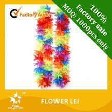 Flash Hawaii flower Necklace,Flash Germany hawaii flower lei