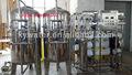 5000L / h ro sistema de tratamiento de agua mineral planta de agua / ro de filtro y desionizador