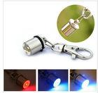 Pet luminous pendant colorful led flash dog tracker dog battery