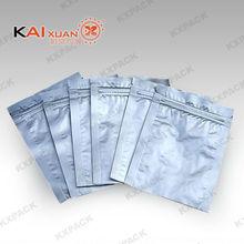 Zip Lock Pure Aluminum Foil Bags