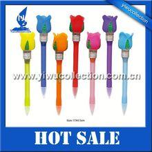 led glow pen,led light ball pen