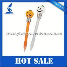 pen with light,flashing ball pen